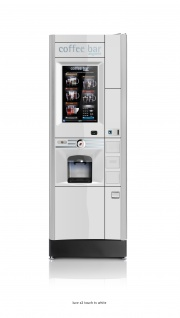 Kávovar Luce X2 TouchTV